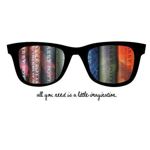 book, books, glasses, imagination, read