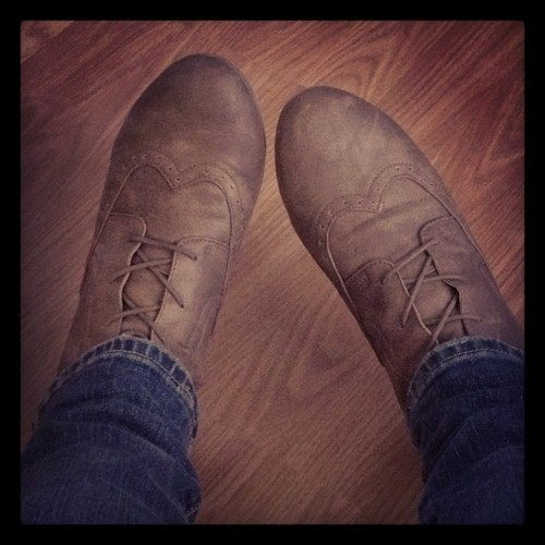 booties, boots, clothes, fashion, iphone, iphone4, iphoneography, leather, photography, shoes, spring, vintage