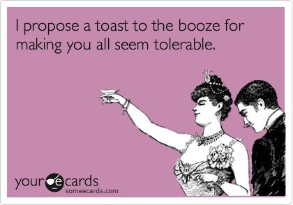 booze, ecards, illustration