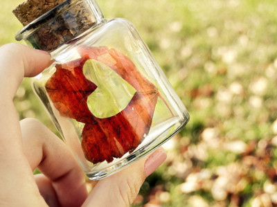 bottle, cute, heart, photography