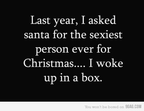 box, christmas, funny, gift, lol