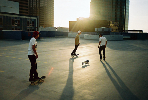 boy, boys, friends, skate, skateboard, stau