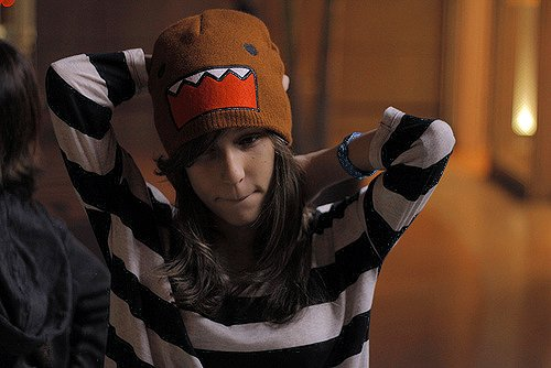 brown, domo, domo kun, girl