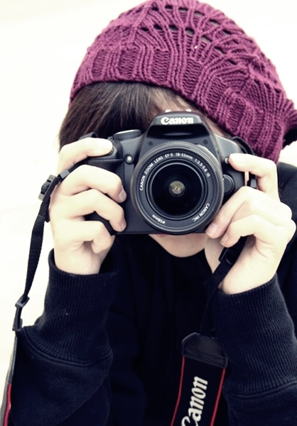 camera, mysterious, photography