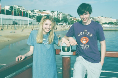 cassie ainsworth, cute, hannah murray, nicholas hoult, skins, skins uk, tony stonem