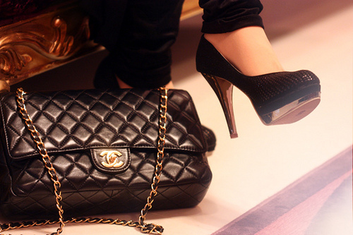 chanel, fashion, heels, high heels, shoes