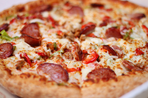 cheese, food, need you so much, pepperoni, pizza