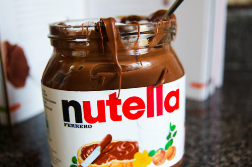 chocolate, delicous, nutella, yummy