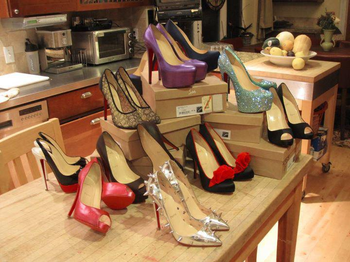 christian louboutin, classy, closet, cute, fashion