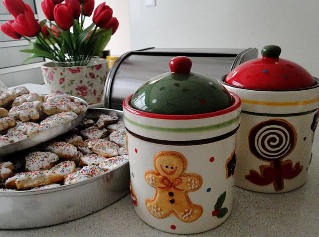 christmas, christmas cookies , cookie jar, cookie jars, cookies
