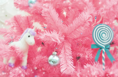 christmas, cute, lollipop, pink, pony, unicorn