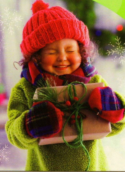 christmas, happyness, little girl, lovely, new year