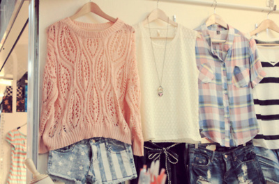 clothes, fashion, outfit girly