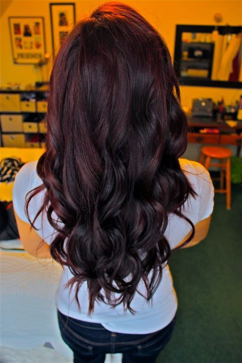 color, curls, hair