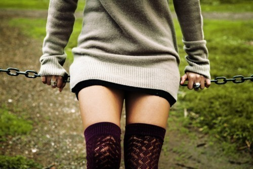 color, girl, photography, pretty, socks, sweater, tights