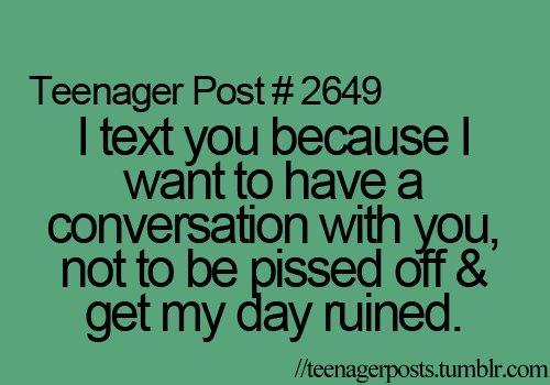 conversation, love, teenager post, text - image #315074 on Favim.com