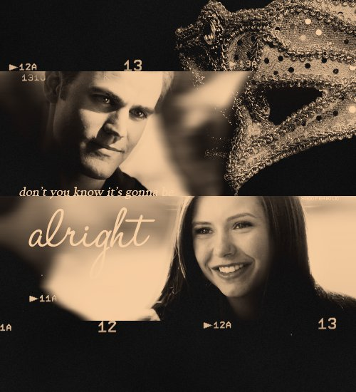 couple, cute, elena, elena gilbert, love