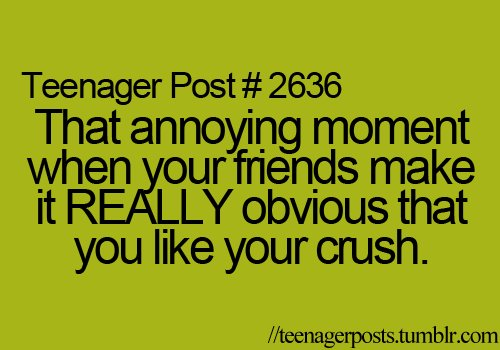 crush, friends, love, teenager post, teenager posts - image ...