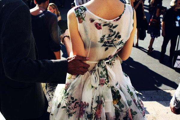 cute, dress, floral, girl