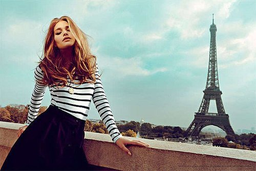 cute, eiffel toer, fashion, girl, love