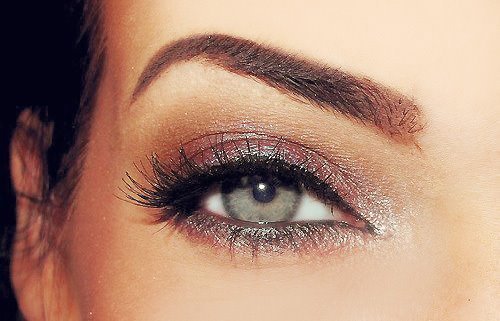 cute, eye, eye shadow, eyes, face