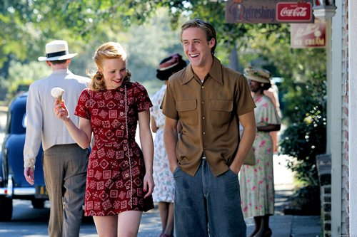 cute, fashion, nice, notebook, old, ryan gosling, sweet, the notebook