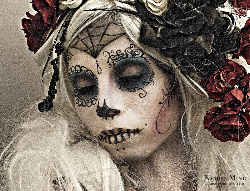 day of the dead, dia de los muertos, sugar skull