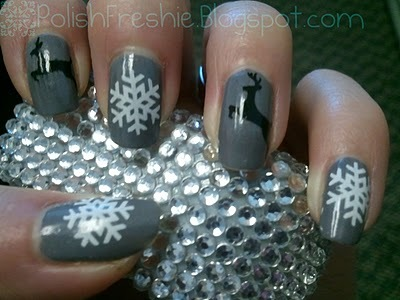 diamonds, nail, nails, pretty