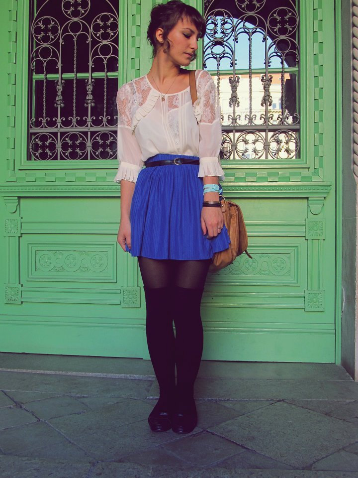 doors, girl, mint, vintage