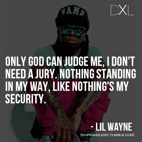 New Lil Wayne Quotes 2012. QuotesGram