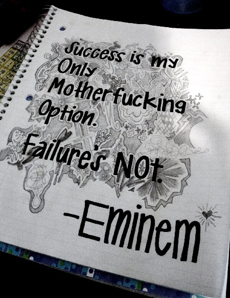 eminem, famous, life, photography, quote