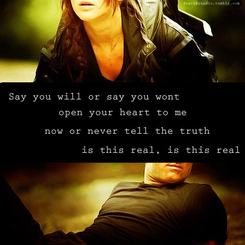 evanescence, hunger games, jennifer lawrence, josh hutcherson, katniss, katniss everdeen, love, lyrics, movie, peeta, peeta mellark, say you will, the hunger games