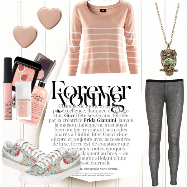 fashion, flower girl, my outfit, my polyvore set, necklace, outfit, polyvore, shirt