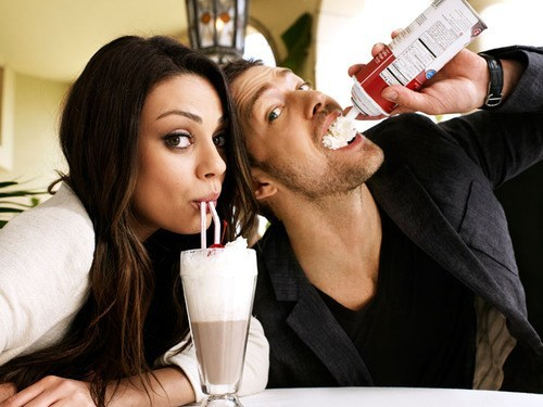 friends with benefits, justin timberlake, love, mila kunis
