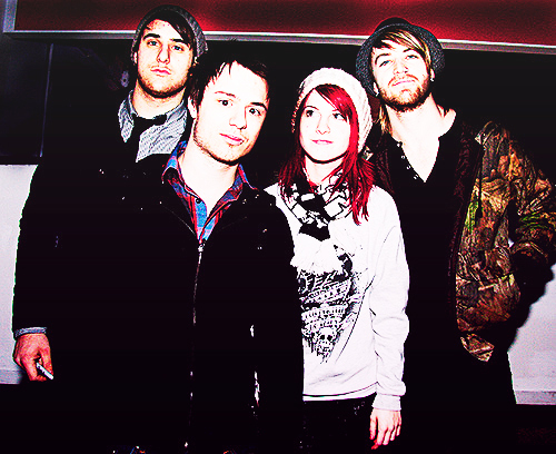 hayley williams, jeremy davis, josh farro, paramore, zac farro