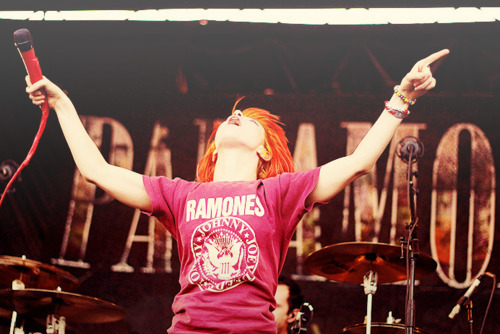 hayley williams, paramore, paramore concert, paramore warped tour, paramore warped tour 2011