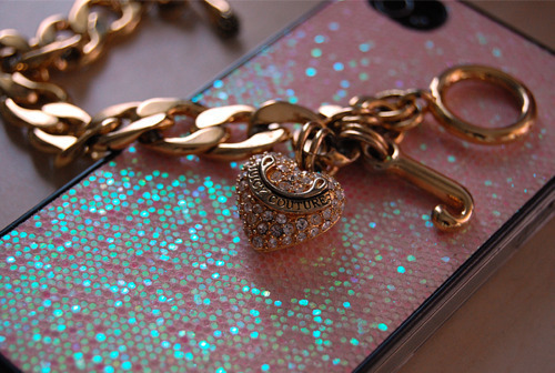 iphone, juicy couture, jwelry