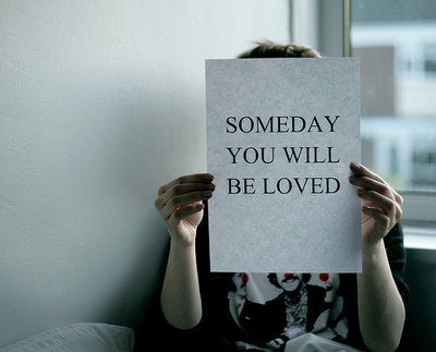 love, someday, text