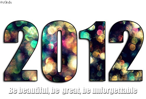 2012, beautiful, great, new year, new years