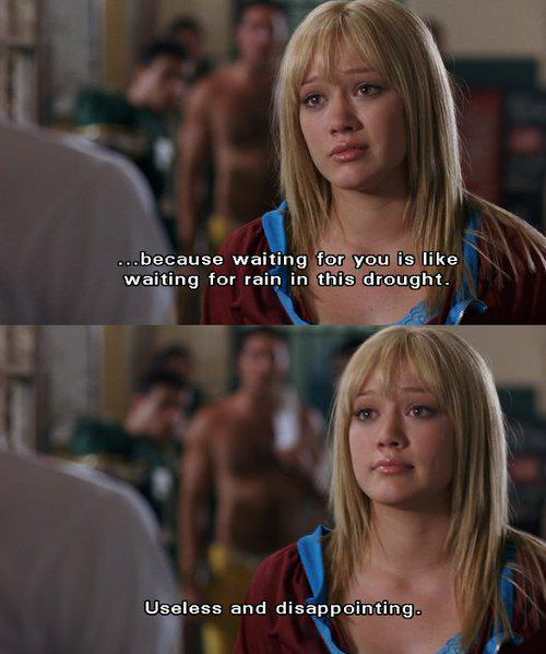 a cinderella story, hillary duff, text