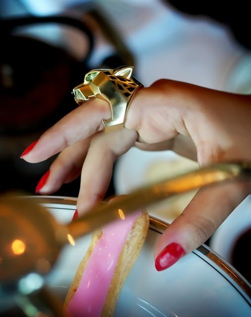 accessories, cute, fashion, girl, gold
