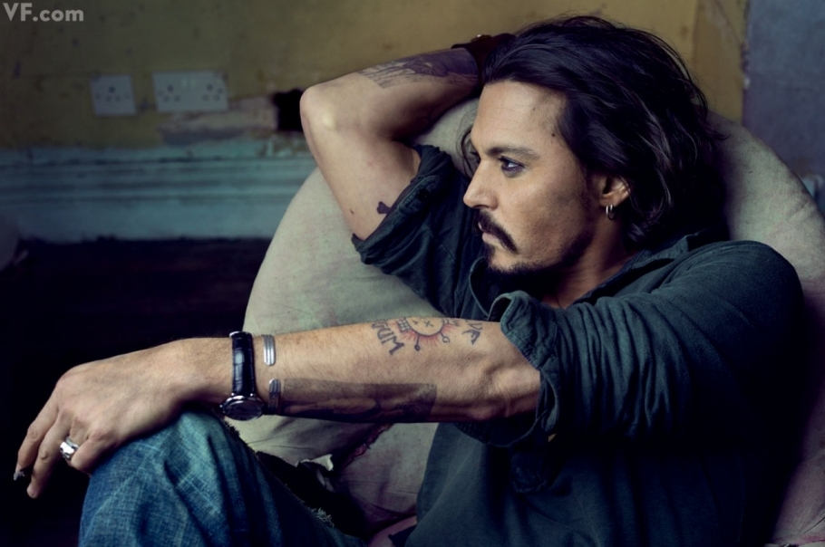 actor, depp, fair, hot, johnny