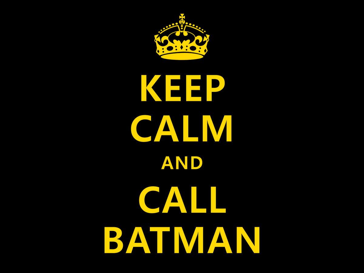al rescate, and, batman, black, call