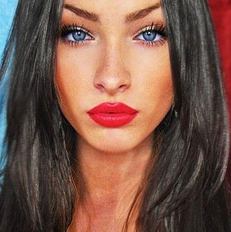 alena shishkova, beautiful, brunette, cute, eyes