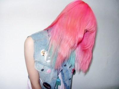 alternative, colored hair, colorful, colorful hair, coloured hair