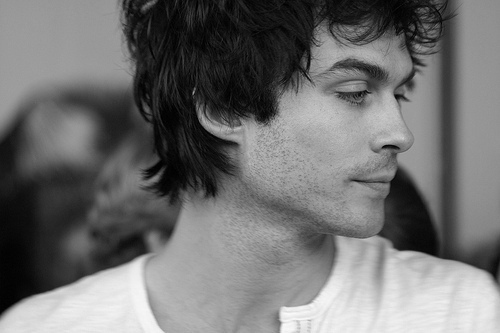 amazing, aweosme, b&w, black and white, blackandwhite, boy, cool, cute, damon, damon salvatore, demon salvatore, guy, hair, hot, ian, ian somerhalder, love, model, movie, photo, photography, pretty, salvatore, sexy, somerhalder, the vampire diaries, tvd