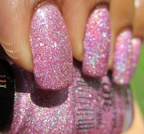 amazing, beautiful, fuj, glitter, hot, nail polish, pink, perfect, sparkle, photography, nails