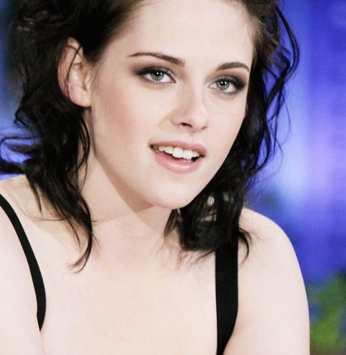 amazing, beauty, black and white, black hair, breaking dawn, cute, eyes, gorgeous, green eyes, kristen, kristen stewart, kstew, lips, love, photography, red, she, smile, stewart