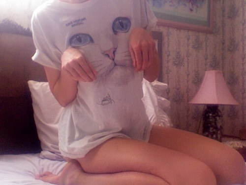 amazing, cat, cute, girl, shirt