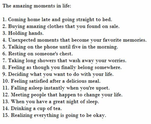 amazing, life, live, love, moments